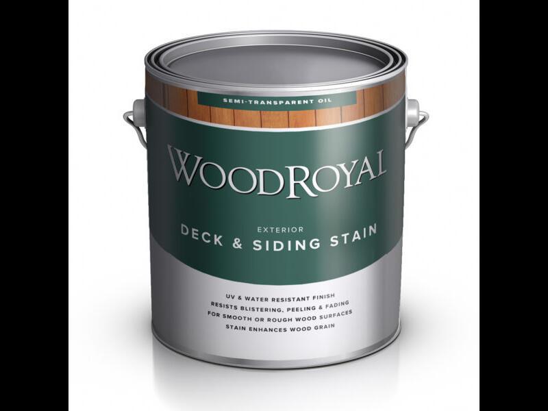 Пропитка ACE WOOD Royal Deck Siding Semi-transparent Oil Stain
