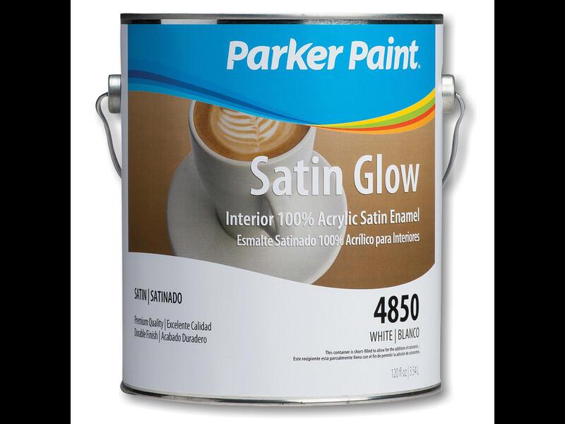 Интерьерная краска PARKER PAINT Satin Glow 4850
