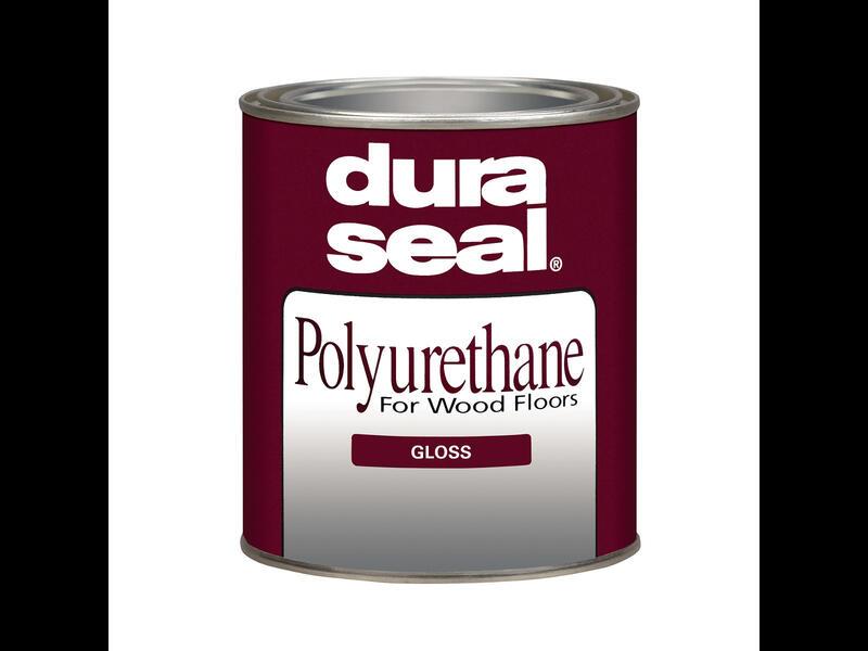 Профессиональный лак для деревянных полов Dura Seal Polyurethane