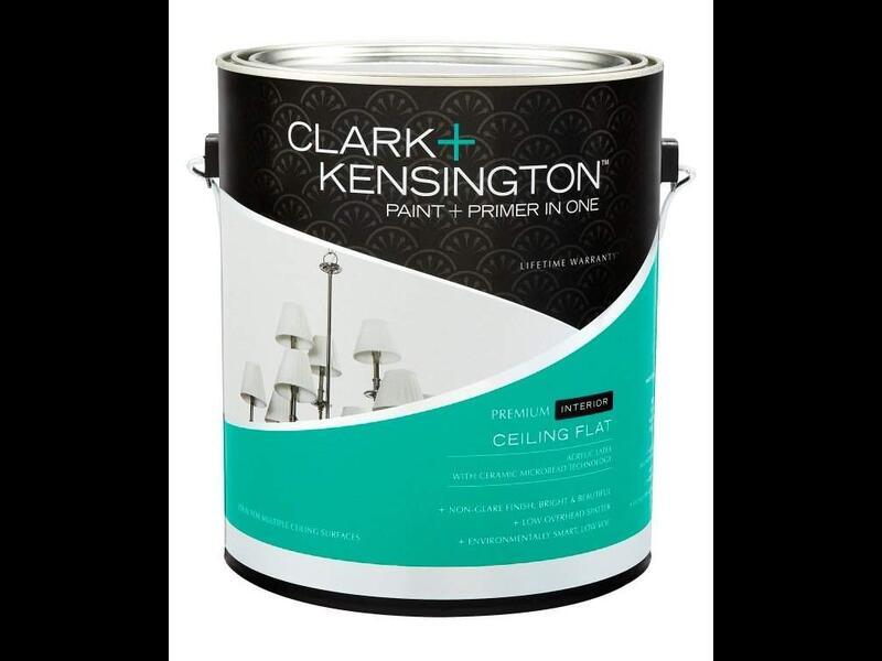 Краска для потолков ACE «Clark + Kensington Ceiling Paint»