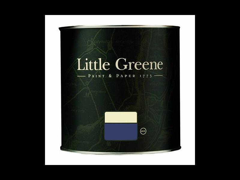 Масляная, полуматовая краска Flat Oil Eggshell Little Greene