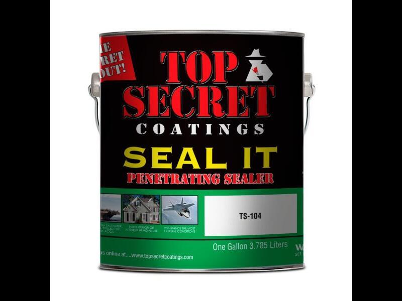 Пропитка по камню TOP Secret TS-104