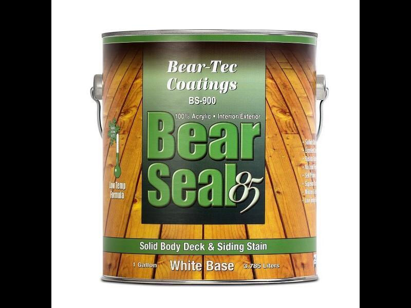 Укрывающая пропитка Bear seal 85
