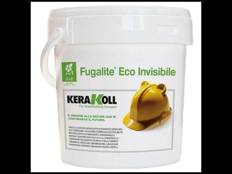 Прозрачная керамическая затирка для швов KERAKOLL Fugalite Eco