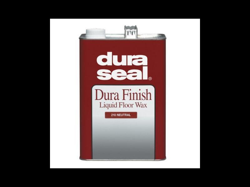 Масло-воск для деревянных полов Dura Seal Finish Liquid Floor Wax