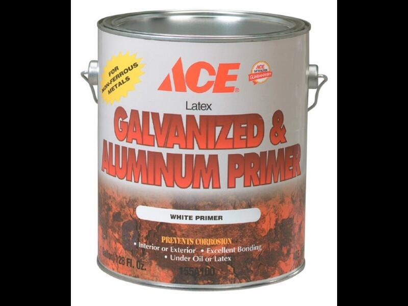 Грунт для цветных металлов ACE GALVANIZED & ALUMINIUM PRIMER