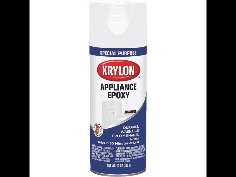 Эмаль эпоксидная Krylon Appliance Epoxy Paints