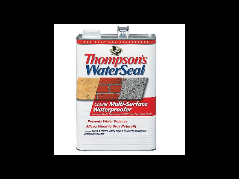Гидрофобная пропитка Sherwin Williams Thomsons (защита от воды)