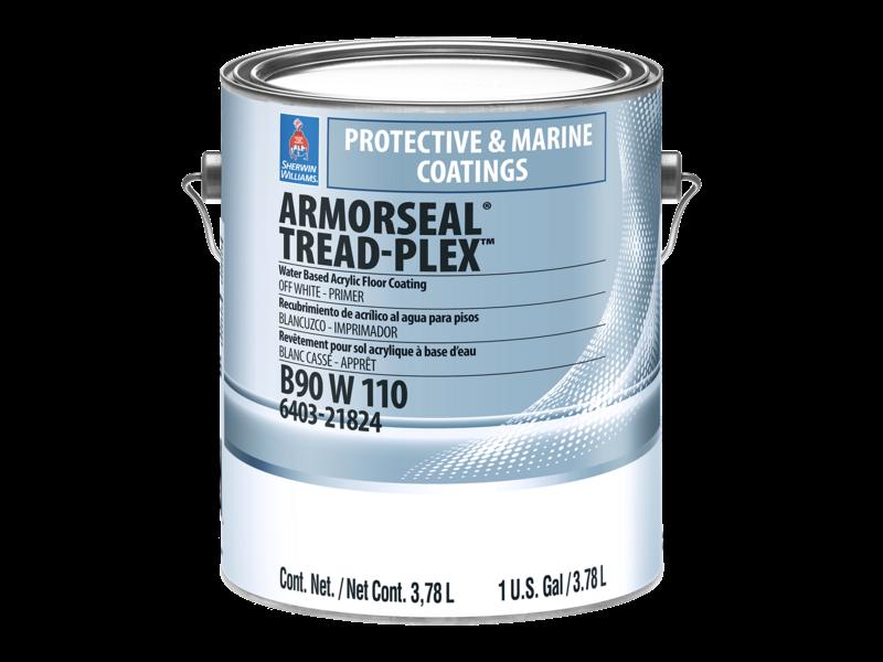 Краска для пола ArmorSeal Tread-Plex WB Acrylic Coating