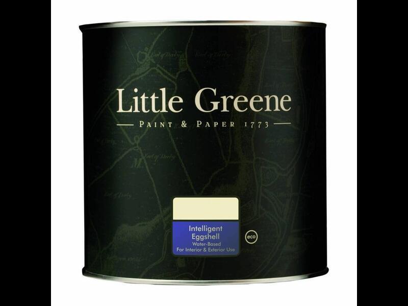 Моющаяся сатиновая  краска Intelligent Eggshell Little Greene