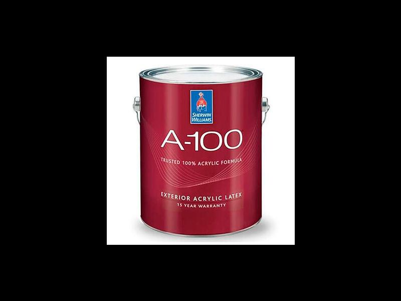 Фасадная краска A-100 Exterior Acrylic Latex