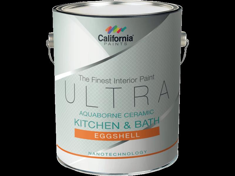 Краска для влажных помещений K&B Eggshell
