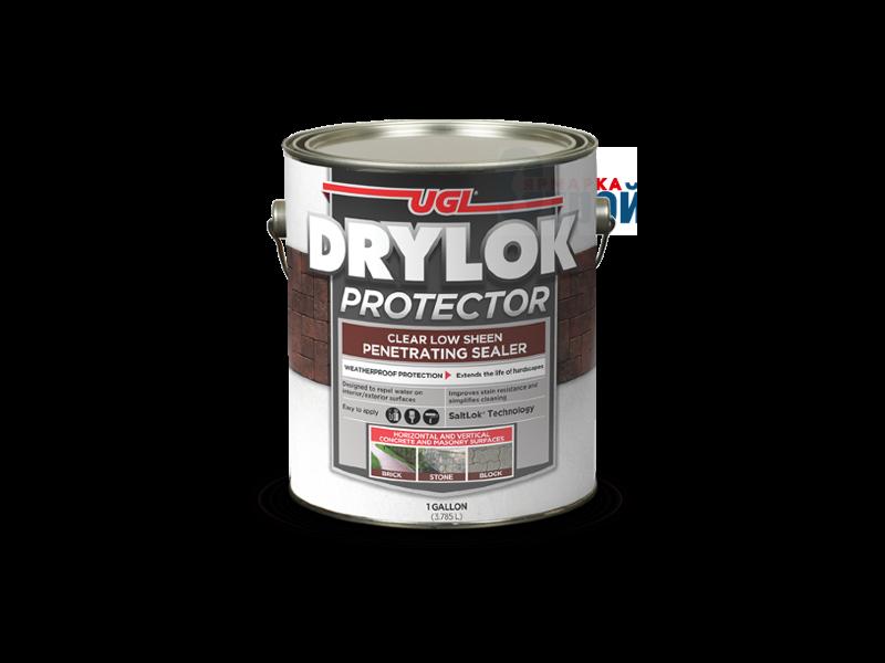 Защитно-декоративная лак-пропитка DRYLOK CONCRETE PROTECTOR