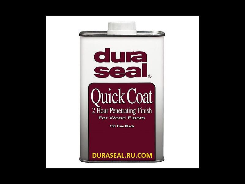 Масло DURASEAL Quick Coat 2-hour Penetrating Finish
