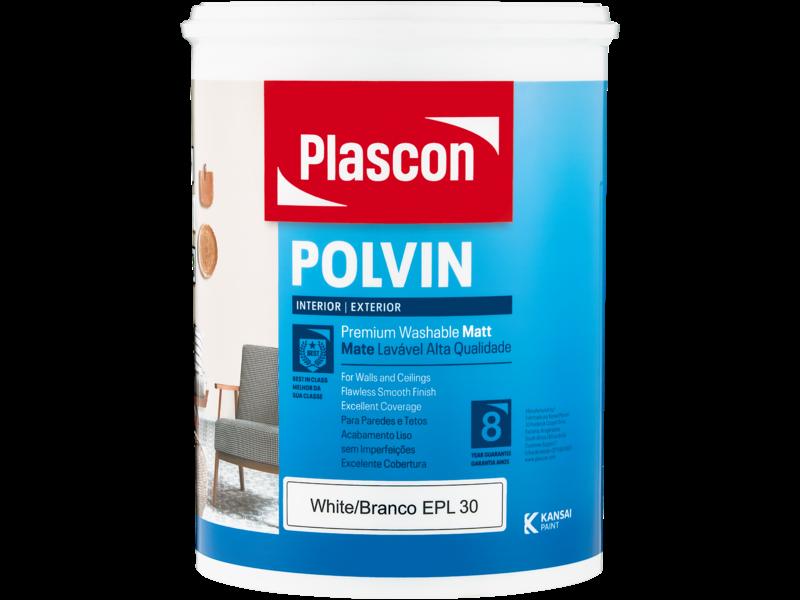 Краска Plascon Super Acrylic Polvin