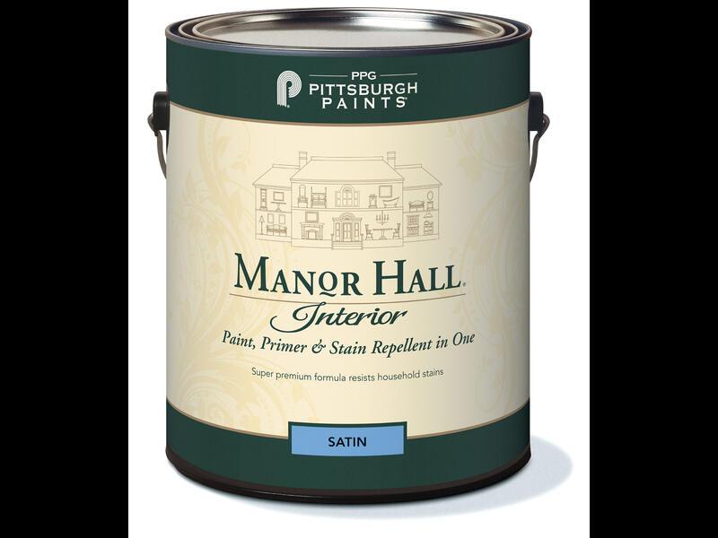 Интерьерная краска PPG Manor Hall 87-6 /01 (3.8 л.)