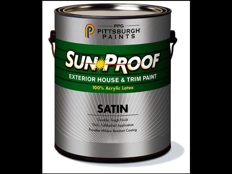 Акриловая фасадная краска SUN PROOF Серия 76-110
