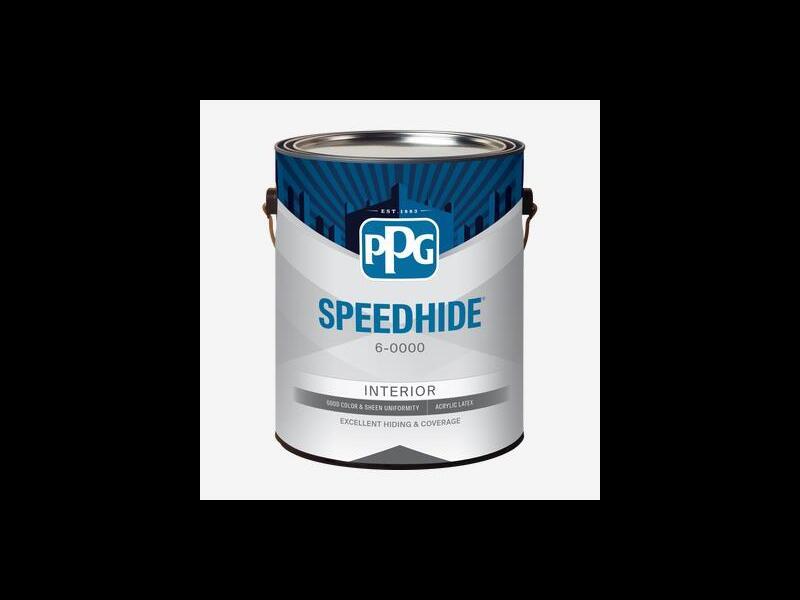 Шелковисто-матовая Speedhide Interior «EggShell» для стен и потолков