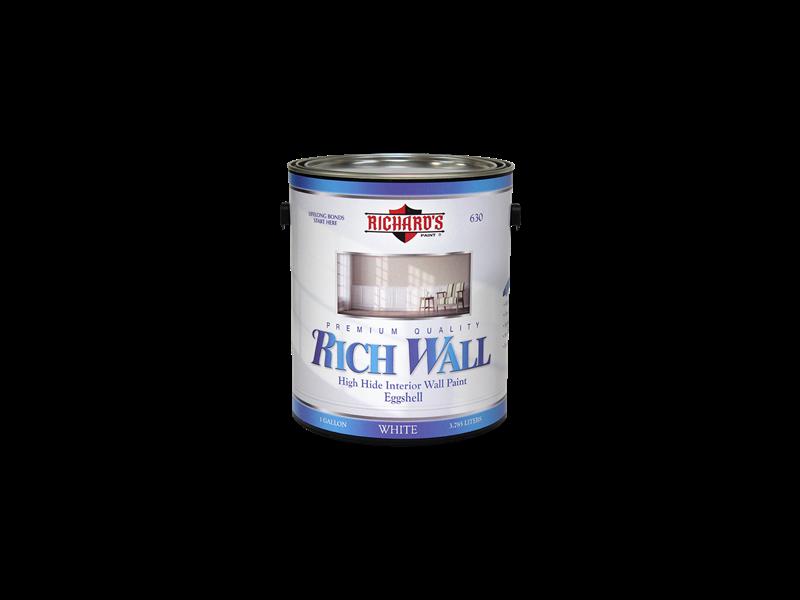 Акриловая краска Richard's Rich Wall