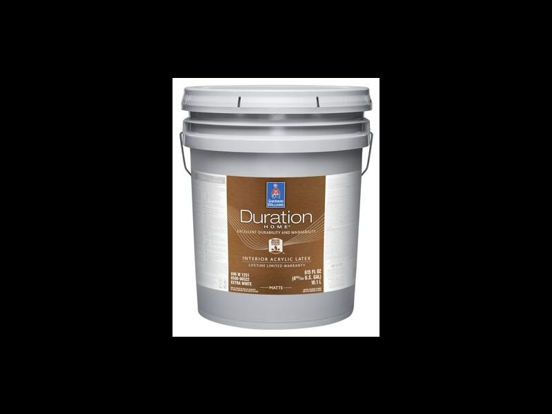 Краска Sherwin-Williams Duration Home Interior Matte 19л