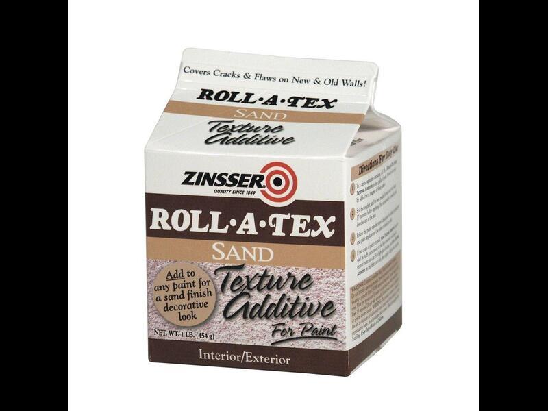 Добавка в краску универсальная Roll-A-Tex Крупная текстура