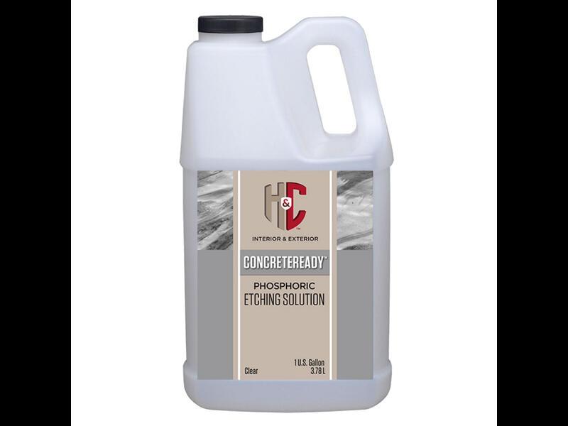 Очиститель H&C Concreteready Phosphoric Etching Solution