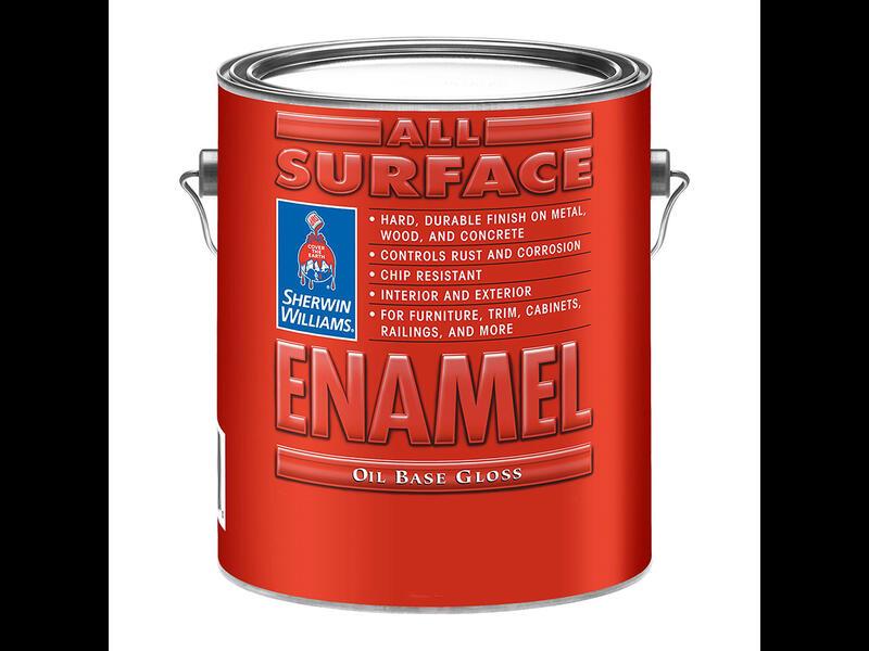 Эмаль для всех поверхностей All Surface Enamel Oil Base