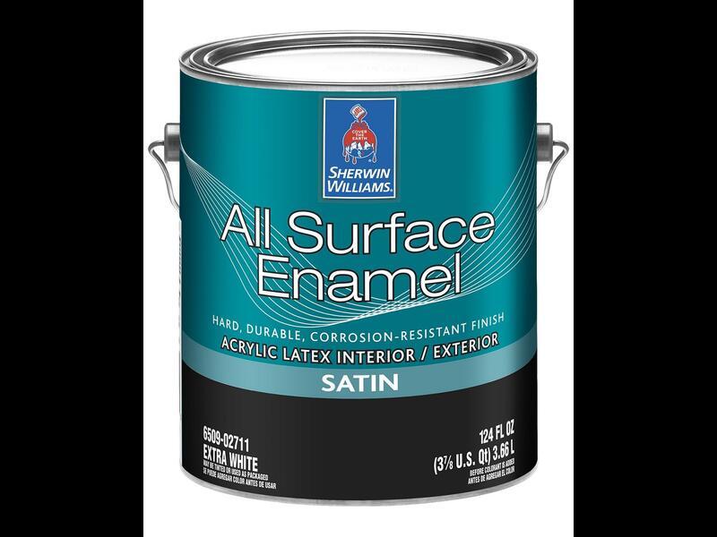 Акриловая эмаль All Surface Enamel Gloss Lattex
