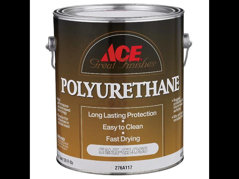 Полиуретановый лак ACE Polyurethane Clear Finish