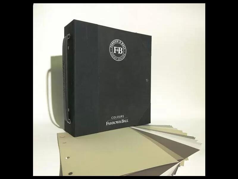 Альбом палитры Farrow&Ball  AFCF0000-16