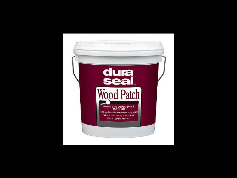 Шпаклевка для быстрой заделки Dura Seal Wood Patch