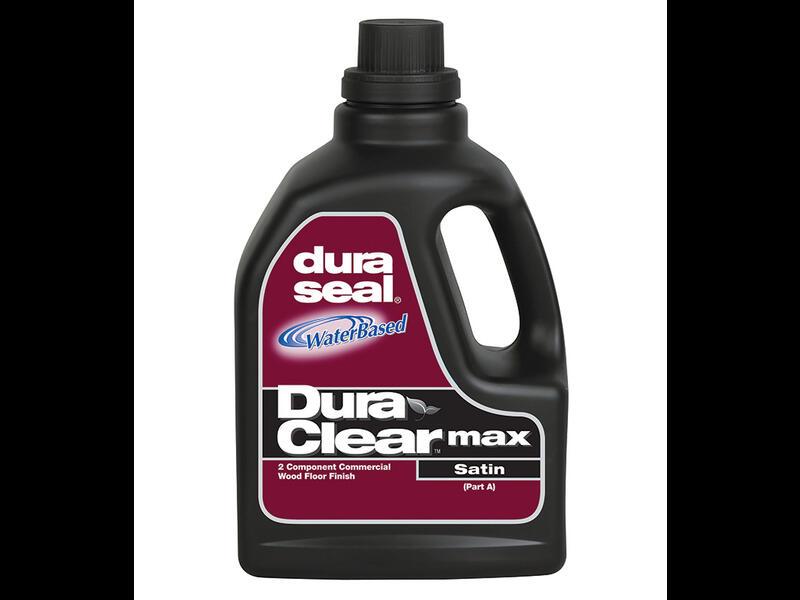 Лак на водной основе Dura Seal Dura Clear Satin