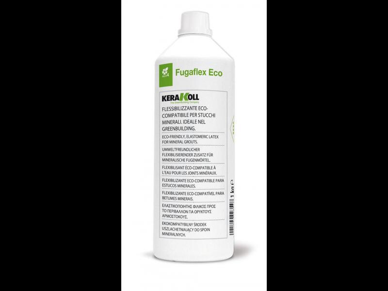 Пластификатор для затирки Kerakoll Fugaflex Eco