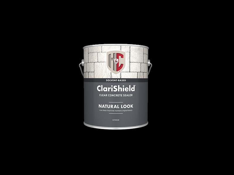 Лак для камня и бетона H&C ClariShield Solvent-Based Natural Look Clear Concrete Sealer