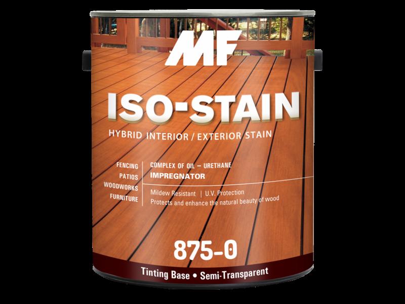 Полупрозрачная пропитка ISO-STAIN 875