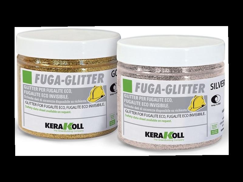 Специальные блестки ( золото) KERAKOLL Fugalite Eco