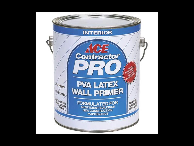 Латексный ПВА грунт ACE Contractor Pro Interior PVA Wall Primer