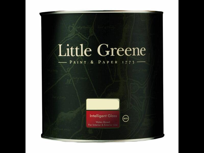 Моющаяся краска Intelligent Gloss (Little Greene)