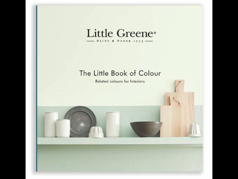 Брошюра Little Book of Colour RUS по краскам LG 2017 (русская версия)