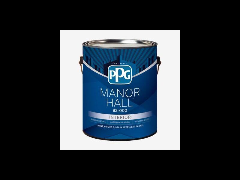 Акриловая краска для стен и потолков MANOR HALL