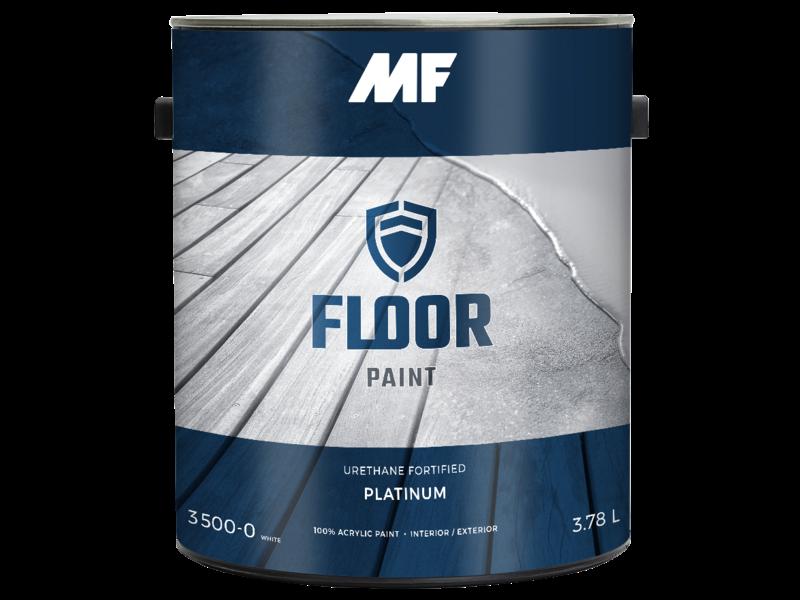 Краска для пола Floor Paint 3500