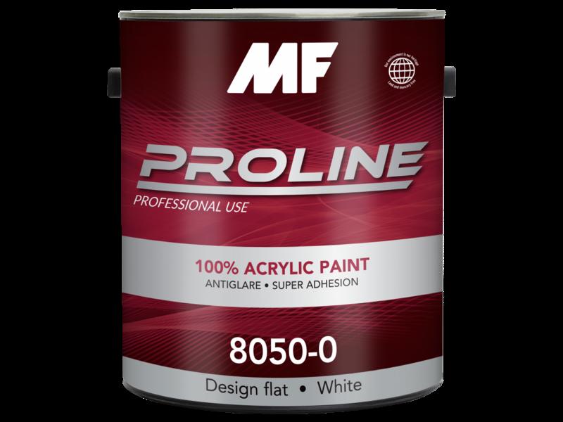 Матовая моющаяся краска Proline 8050 Design