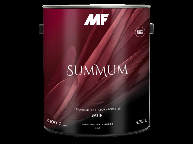 Акриловая интерьерная краска Summum 3100