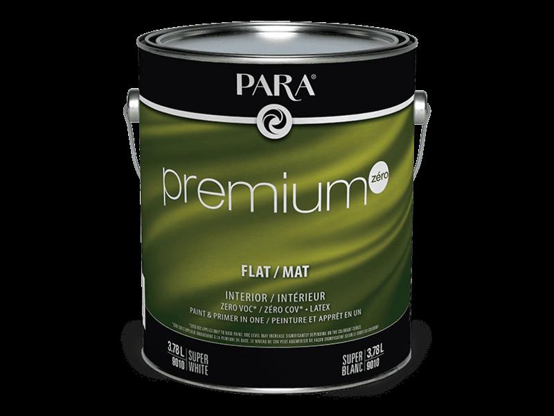 Матовая краска PARA PREMIUM FLAT LATEX