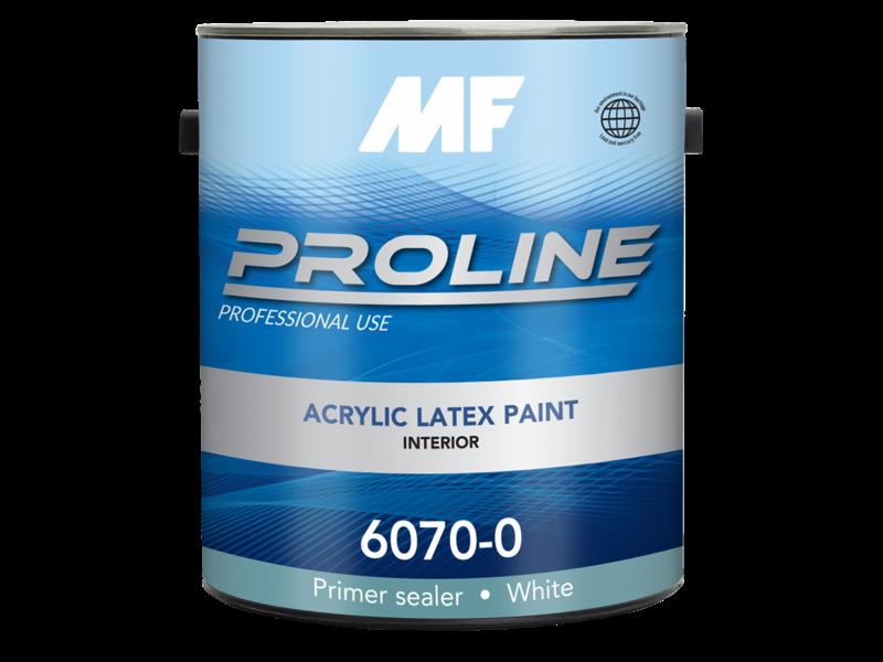 Укрывной акриловый грунт  Proline Blue – Primer 6070