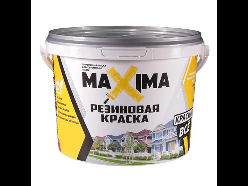 Краска резиновая   Maxima