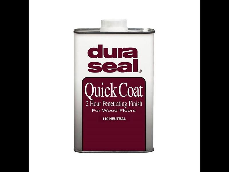 Масло DURASEAL Quick Coat 2-hour Penetrating Finish (Sherwin Williams)