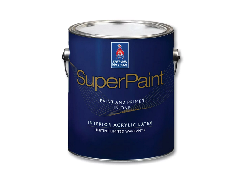 Краска Sherwin Williams «SuperPaint interior»