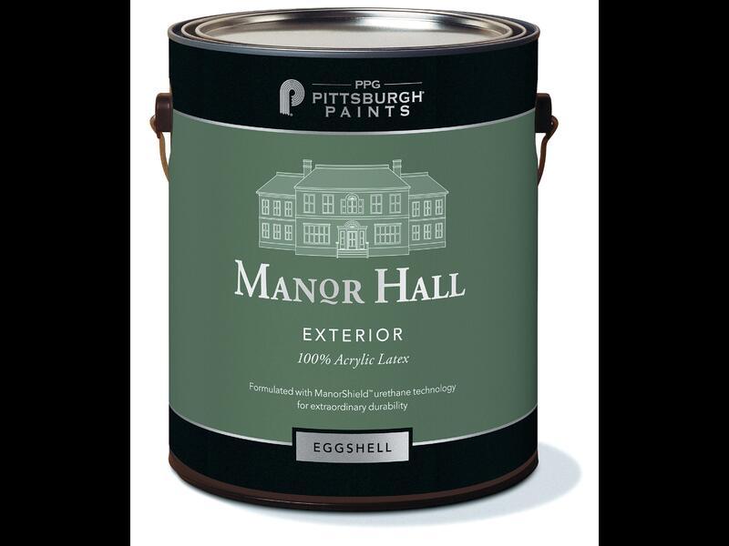 Краска для внешних работ PPG Manor Hall 70-110 /01